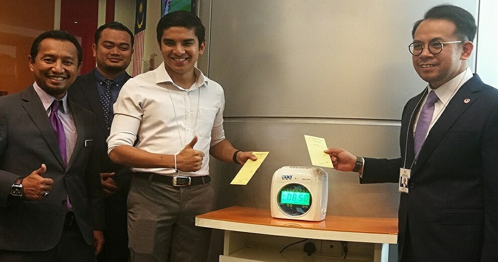 """""""Just Call Me Bro,"""" Syed Saddiq Tells Ministry of Youth and Sports Staff - WORLD OF BUZZ 4"""