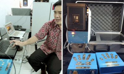 Kelantan University Researchers Spend RM15,000 on Aura Machine to Prove 'Jinns' Are Real - WORLD OF BUZZ 4
