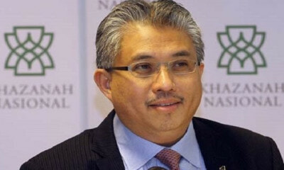 Khazanah Nasional's Entire Board Of Directors Have All Officially Resigned - WORLD OF BUZZ 1