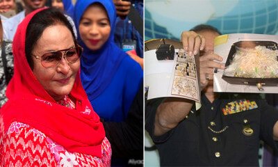 Lebanese Jeweller Sues Long-Time Customer Rosmah Over RM60 Mil Worth of Seized Jewel - WORLD OF BUZZ