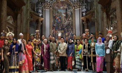 Malaysian University Students Win Top Prize at International Choir Festival in Italy - WORLD OF BUZZ 1