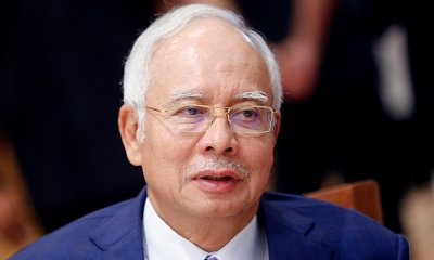 Najib Claims Zeti Aziz Knew About RM2.6 Billion Donation, Insists Money Used for GE13 - WORLD OF BUZZ