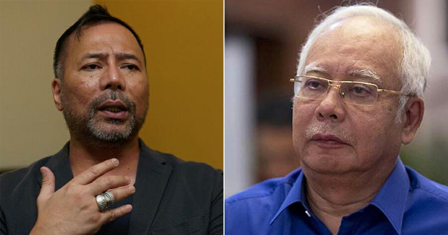 Former Umno Leader Tells Najib to Look Into the Mirror For Poking Fun at Mat Sabu - WORLD OF BUZZ