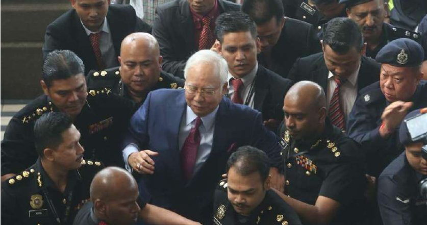 "Najib's Lawyer: ""rm4Mil Too High, Najib's Family Needs To Raise Money"" - World Of Buzz"