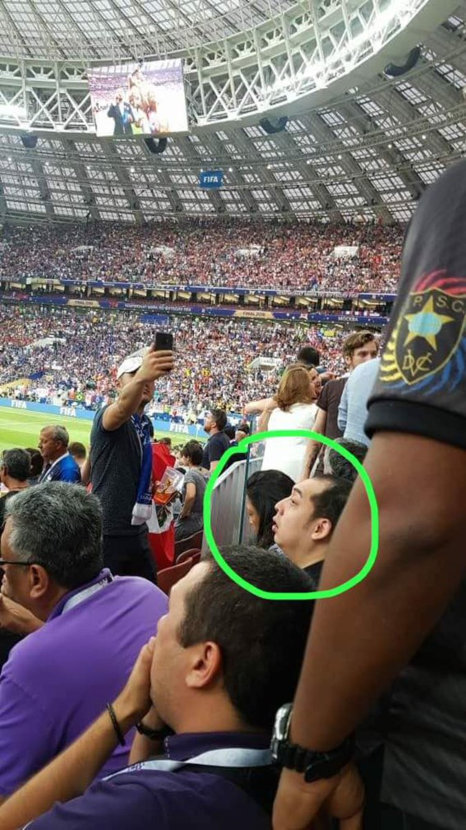 Netizens Confused Over Why Najib's Son Could Afford to Attend FIFA World Cup Final - WORLD OF BUZZ