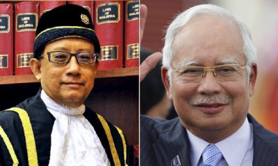 New Judge To Hear Najib's Case Proceedings, Old Judge Gets Transferred - WORLD OF BUZZ