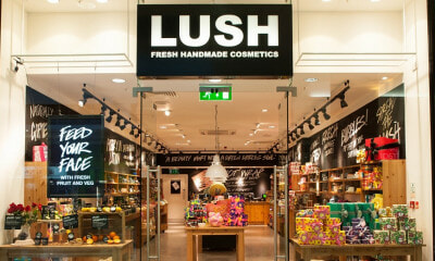 OMG Guys, LUSH Cosmetics is Finally Coming to Malaysia! - WORLD OF BUZZ
