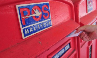 Pos Malaysia to Launch Free Mail Service During Merdeka Month - WORLD OF BUZZ 1