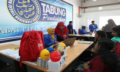 PTPTN Borrowers to Update Personal Information to Defer Repayment - WORLD OF BUZZ
