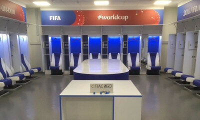 Team Japan Cleaned Their Locker Room & Left a Thank You Note After Losing World Cup - WORLD OF BUZZ