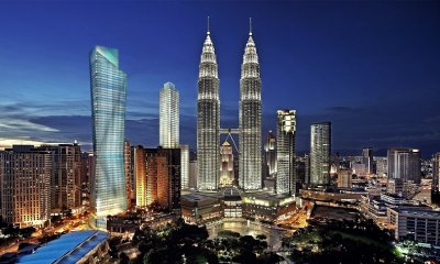 There'll Be a New 700M Skyscraper in KL City Centre Consisting of Three Towers - WORLD OF BUZZ 2