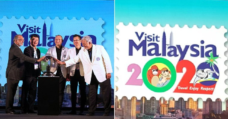 Tourism Ministry Wants to Hold an Open Contest to Redesign Visit Malaysia 2020 Logo - WORLD OF BUZZ 3