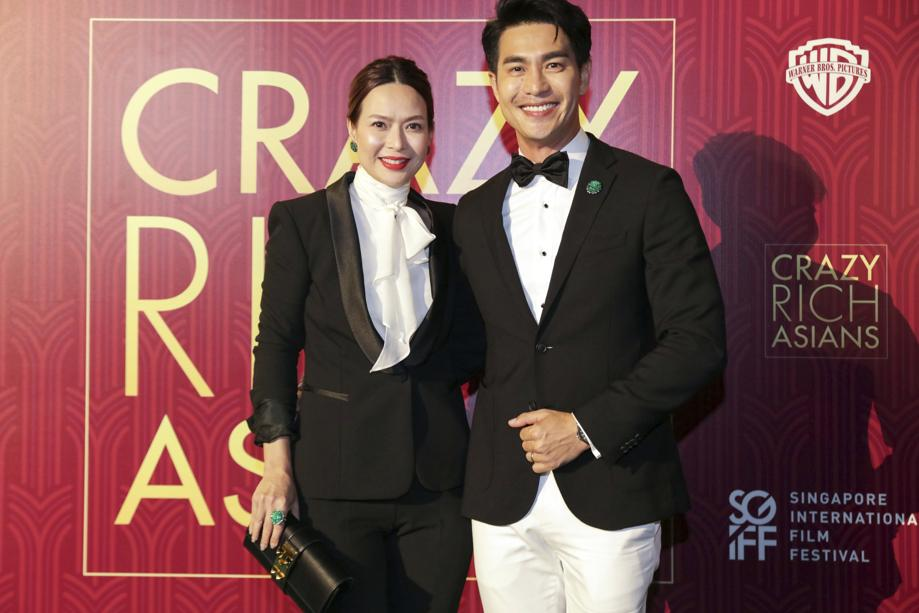 10 Hotties From 'Crazy Rich Asians' & Whether They're Still Single or Happily Taken - WORLD OF BUZZ 9