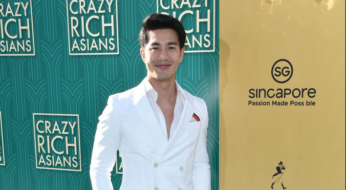 10 Hotties From 'Crazy Rich Asians' & Whether They're Still Single or Happily Taken - WORLD OF BUZZ 8