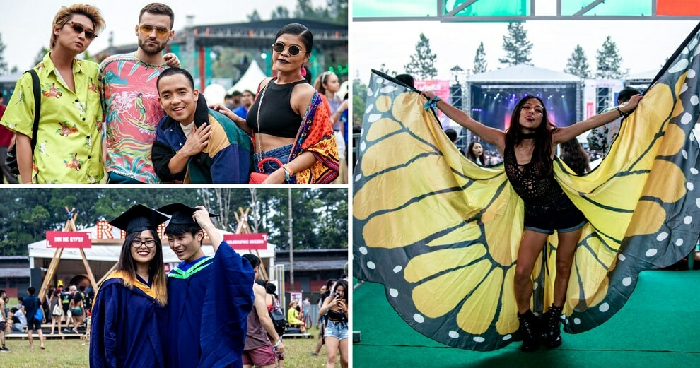13 Coolest Looks We Spotted at This Year's Good Vibes Festival - WORLD OF BUZZ