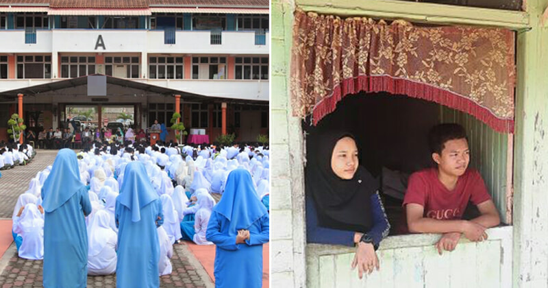 14yo M'sian Girl Abandoned by Older Siblings Forced to Quit School To Support Family - WORLD OF BUZZ