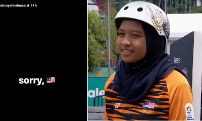 16yo M'sian Skateboarder Deletes Instagram Posts After Receiving Backlash On Social Media - WORLD OF BUZZ