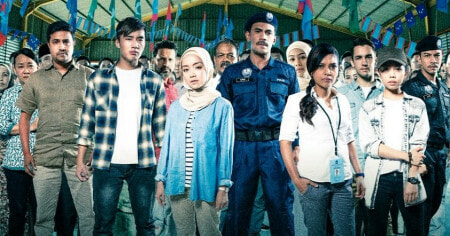 A Local Movie Inspired by GE14 is Coming Out This 13th September! - WORLD OF BUZZ 1
