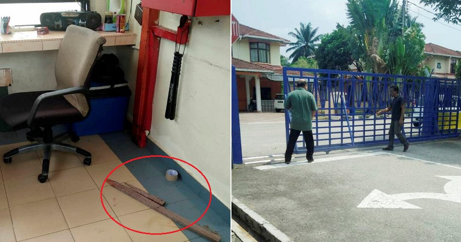 """Bandits Armed With Only Sticks """"Took Back"""" RM30mil Worth of Drugs Seized By Customs - WORLD OF BUZZ 2"""