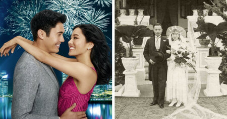 "Did You Know ""Crazy Rich Asians"" Was Inspired by A Real Singaporean Family? Here's Who They Are - WORLD OF BUZZ"