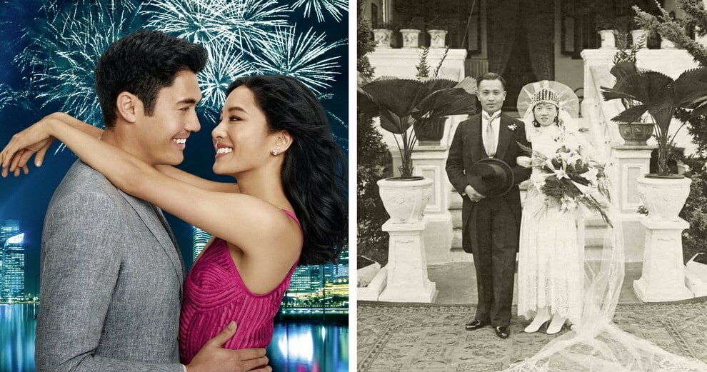 """Did You Know """"Crazy Rich Asians"""" Was Inspired by A Real Singaporean Family? Here's Who They Are - WORLD OF BUZZ"""