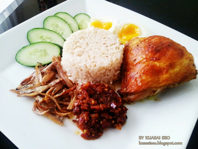 Did You Know That Nasi Lemak Used to Be Farmers' Breakfast Meal? - WORLD OF BUZZ