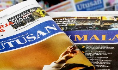 Education Ministry Cancels Subscriptions to Utusan Malaysia for All Schools and Varsities Immediately - WORLD OF BUZZ 3