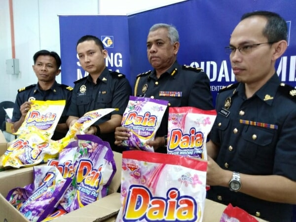 Fake Daia Detergent Found in Shops in Malaysia, - WORLD OF BUZZ