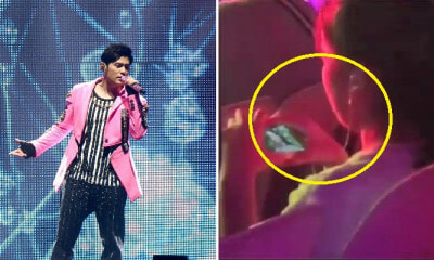 Fans Shocked As Girl Watched Movie on Her Phone with Earphones at Jay Chou's Concert - WORLD OF BUZZ