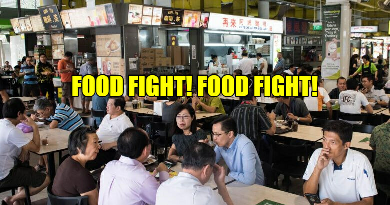 FOOD FIGHT! Singapore's Move To Make Hawker Culture A Thing Has Irked Malaysians - WORLD OF BUZZ 7