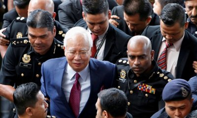 Former PM Najib Razak Faces 3 More Charges For Money Laundering - WORLD OF BUZZ
