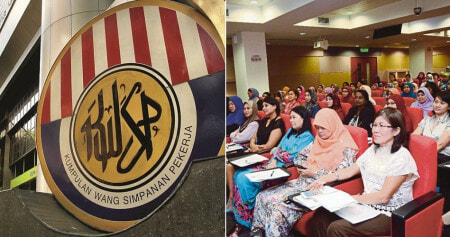 Housewives, Single Mothers & Widows Can Get RM40 Monthly & EPF Benefits Starting 15th Aug - WORLD OF BUZZ