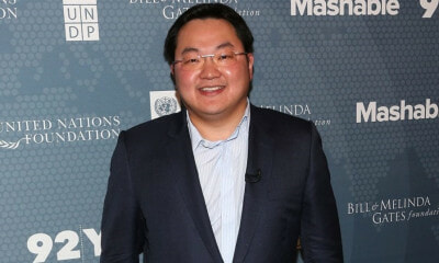 Report: 8 Charges Against Jho Low & His Dad For Alleged Money Laundering in 1MDB - WORLD OF BUZZ
