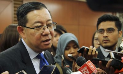 RM7 Billion Was Paid By The Government on the Behalf of 1MDB, Said Guan Eng - WORLD OF BUZZ