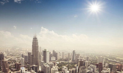 """Hot Weather to Continue Until Mid-September,"" Says Malaysia MET Department - WORLD OF BUZZ 2"