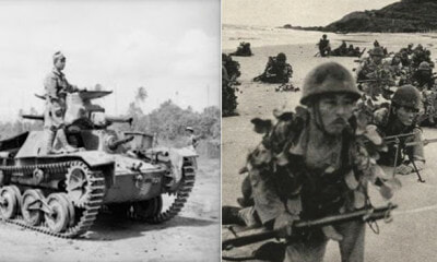 How the Imperial Japanese Army Conquered Kota Bahru Beach, As Told by a Japanese Soldier - WORLD OF BUZZ
