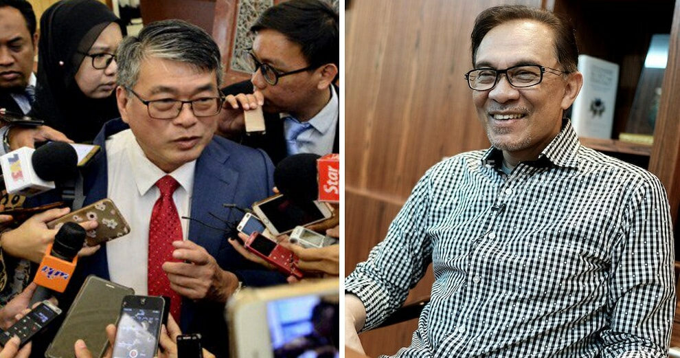 """""""i Have No Problem With Giving Up My Seat For Anwar,"""" Says Selayang Mp - World Of Buzz 2"""