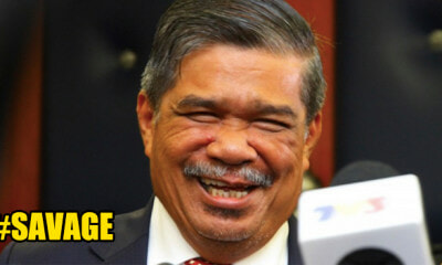 """I Will Never Steal The People's Money,"" Mat Sabu Retaliates Over Najib's 'Cartoon' Remarks - WORLD OF BUZZ"