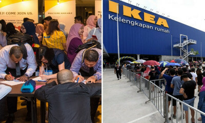 IKEA is Opening in Penang, And Over 3,000 People Showed Up For Recruitment! - WORLD OF BUZZ 2