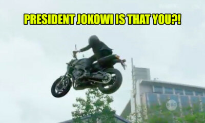 Indonesian President Performs Stunts And Rides Motorbike in EPIC Opening ASEAN Games Video - WORLD OF BUZZ 1