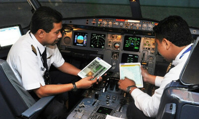 Job Vacancy: Malaysian Airlines is Currently Looking For 150 Pilots - WORLD OF BUZZ 2