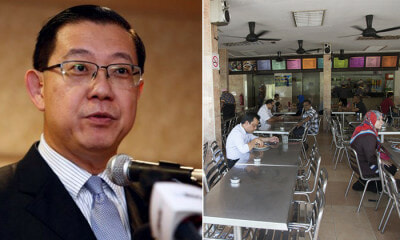 LGE: SST Only Eateries With More Than RM1.5 Turnover Will Be Subjected to SST - WORLD OF BUZZ 3