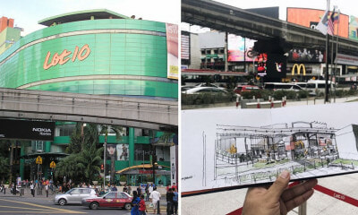 Local Artists Are Reportedly Not Allowed to Sketch Lot 10 Building Because It's Intellectual Property - WORLD OF BUZZ