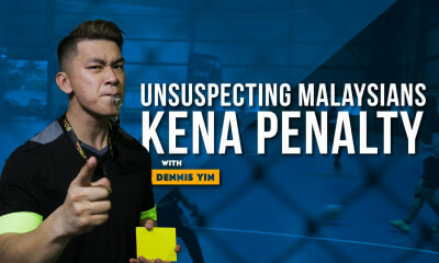 Malaysians Kena Penalty - WORLD OF BUZZ