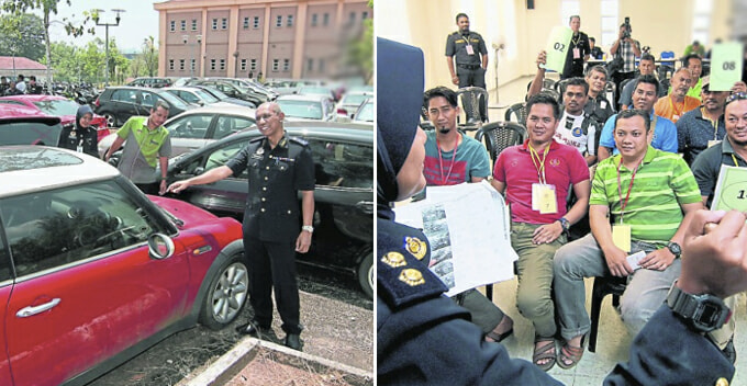Man Bought a Mercedes at JPJ Auction With RM500 Because No One Wants It - WORLD OF BUZZ 1