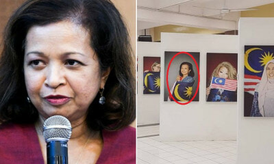 Marina Mahathir Tells Penang Exhibit Organisers to Take Down Her Portrait After LGBT Activists' Pictures Removed - WORLD OF BUZZ 3
