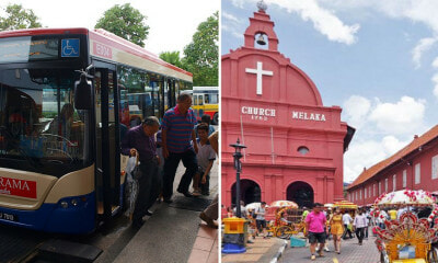 Melaka is Starting A FREE Bus Service This 20th August! - WORLD OF BUZZ 3