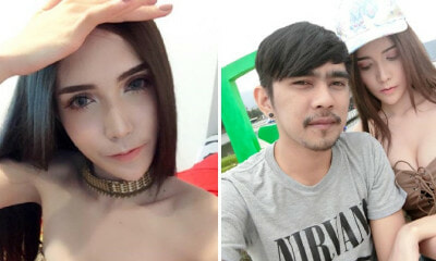 Model GF Expresses Unconditional Love for BF Who Only Earns RM1,800 a Month - WORLD OF BUZZ 6