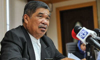 M'sia Defence Level Lower Than Vietnam's, Mat Sabu Vows to Make Malaysia Great Again - WORLD OF BUZZ
