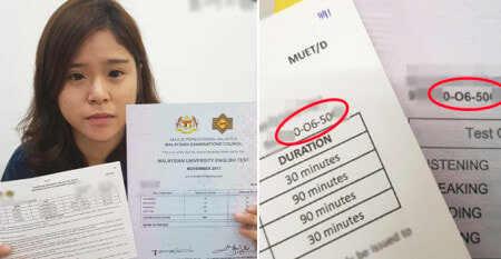 M'sian Student Did Not Get Any Course in Public Unis Because Of This Small Mistake - WORLD OF BUZZ